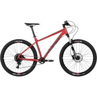 Norco Charger 7.1 2017, red/grey - Mountainbike