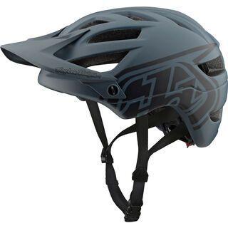 TroyLee Designs A1 Drone Helmet, gray/black - Fahrradhelm