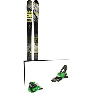Set: Line Tom Wallisch Pro 2018 + Tyrolia Attack² 11 GW green