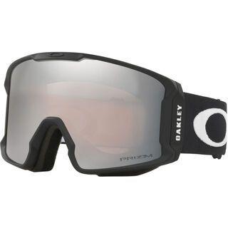 *** 2. Wahl *** Oakley Line Miner XM Prizm, matte black/Lens: prizm black iridium - Skibrille |