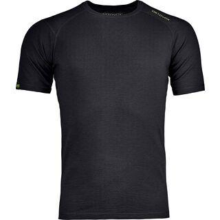 Ortovox 145 Merino Ultra Short Sleeve M, black raven - Unterhemd