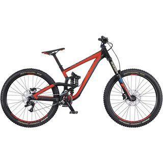 Scott Gambler 730 2016, black/red/blue - Mountainbike