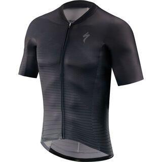 Specialized SL R Shortsleeve Jersey, black/charcoal - Radtrikot