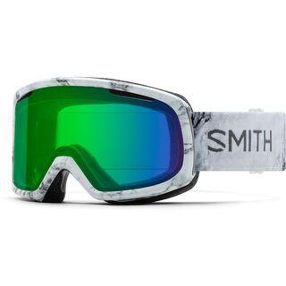 Smith Riot inkl. Wechselscheibe, venus/Lens: everyday green mirror chromapop - Skibrille
