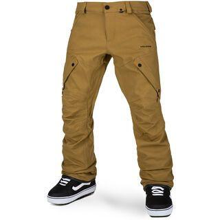 Volcom Articulated Pant, burnt khaki - Snowboardhose