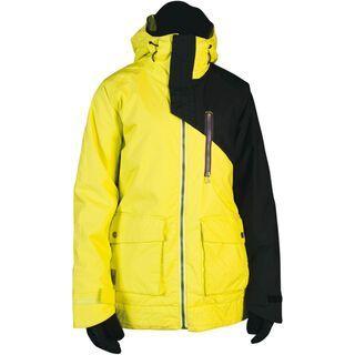 Nitro Ashes To Ashes Jacket, citrus/black - Snowboardjacke