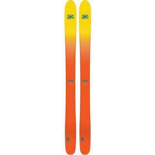 DPS Skis Wailer F112 Foundation 2017 - Freeski