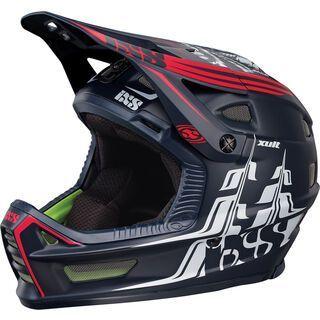IXS Xult Darren Berrecloth Edition, black red - Fahrradhelm
