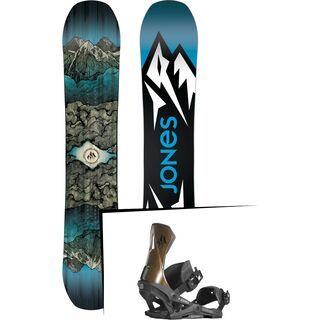 Set: Jones Mountain Twin 2019 +  Apollo (2208466S)