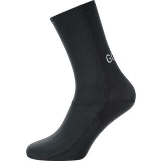 Gore Wear C3 Partial Gore Windstopper Socken, black - Radsocken