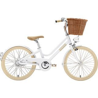 Creme Cycles Mini Molly 20 2019, white - Kinderfahrrad