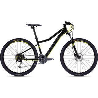 Ghost Lanao 5.7 AL 2018, black/neon yellow - Mountainbike