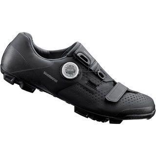 *** 2. Wahl *** Shimano SH-XC501, black - Radschuhe | Größe 47