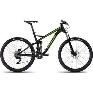 Ghost Kato FS 3 2016, black/green - Mountainbike