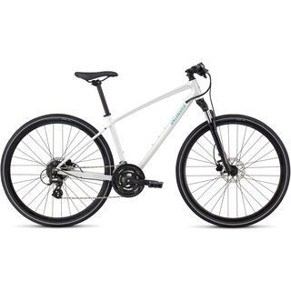 Specialized Ariel Disc 2017, wht silver/turquoise - Fitnessbike
