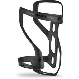 Specialized S-Works Carbon Zee Cage II - Left, carbon/matte black - Flaschenhalter