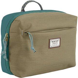 Burton High Maintenance Kit, rucksack slub - Kulturbeutel