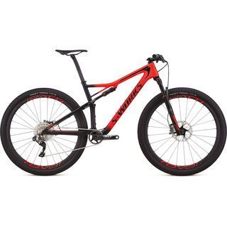 Specialized S-Works Epic XTR Di2 2018, red/black - Mountainbike