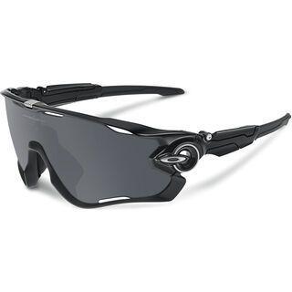 Oakley Jawbreaker, polished black/Lens: black iridium - Sportbrille