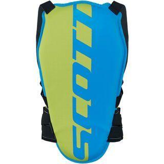 Scott Actifit JR Back Protector, vibrant blue green - Rückenprotektor