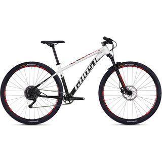 Ghost Kato X 4.9 AL 2019, white/black/red - Mountainbike