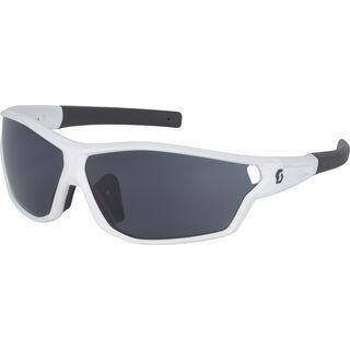 Scott Leap Full Frame, white matt/black grey - Sonnenbrille