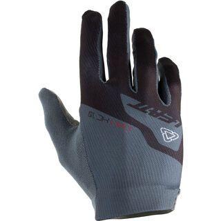 Leatt Glove DBX 1.0 with padded XC palm, granite - Fahrradhandschuhe