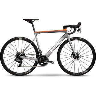 BMC Teammachine SLR02 Disc One 2020, gunmetal orange - Rennrad