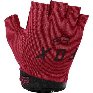 Fox Ranger Gel Short Glove, cardinal - Fahrradhandschuhe
