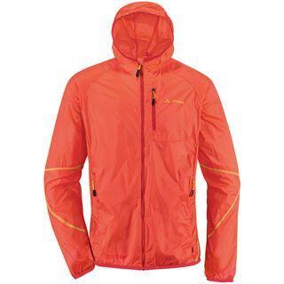 Vaude Men's Viso Jacket, glowing red - Jacke