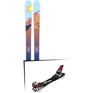 Set: Icelantic Oracle 88 2018 + Marker F12 Tour