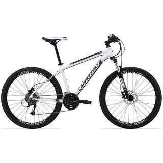 *** 2. Wahl *** Cannondale Trail Womens 5 2014, weiß - Mountainbike | Größe M // 41,5 cm