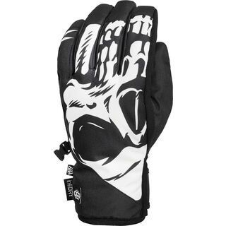 686 Ruckus Pipe Glove, black reaper - Snowboardhandschuhe