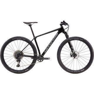 Cannondale F-Si Hi-Mod 1 2019, black pearl - Mountainbike