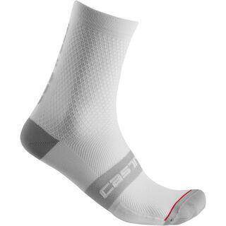 Castelli Superleggera 12 Sock white