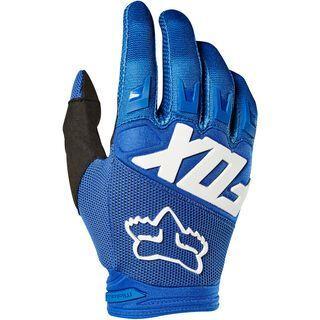 Fox Youth Dirtpaw Race Glove, blue - Fahrradhandschuhe