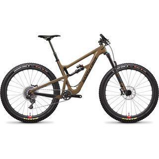 Santa Cruz Hightower LT CC X01 Reserve 2019, clay/carbon - Mountainbike
