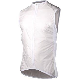 POC AVIP Women's Light Wind Vest, hydrogen white - Radweste