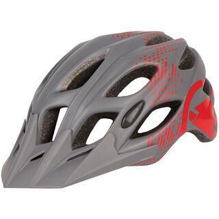 *** 2. Wahl *** Endura Hummvee Helmet, matt grey - Fahrradhelm | Größe L/XL // 58-63 cm