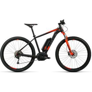 Cube Reaction Hybrid HPA Pro 500 29 2016, black´n´flashred - E-Bike