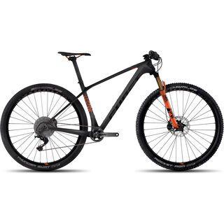 Ghost Lector 9 UC 2017, black/orange - Mountainbike