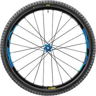 Mavic XA Elite 27.5, black-blue - Hinterrad