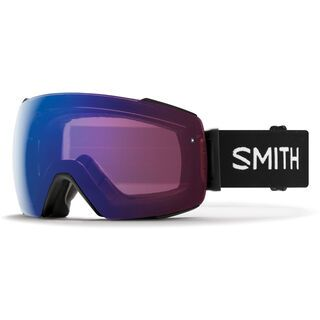 Smith I/O Mag, black/Lens: chromapop photochromic rose flash - Skibrille