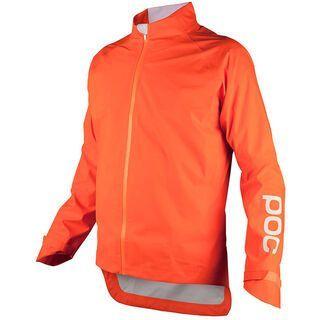 POC AVIP Rain Jacket, zink orange - Radjacke