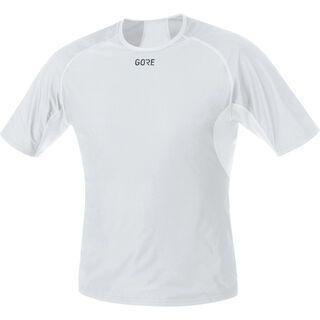 Gore Wear M Gore Windstopper Baselayer Shirt, light grey/white - Unterhemd