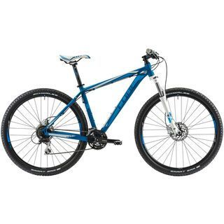 Cube Aim SL 29 2014, blue/white - Mountainbike