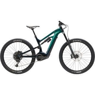 Cannondale Moterra Neo SE 29 2020, emerald - E-Bike
