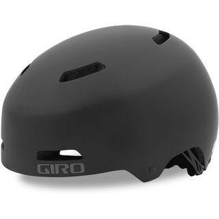 Giro Quarter FS, black - Fahrradhelm