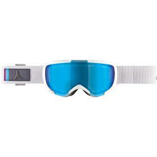 Atomic Savor2 S, white/Lens: mid blue - Skibrille