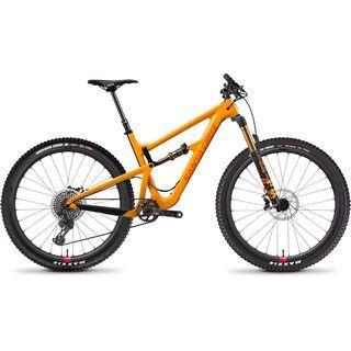 Santa Cruz Hightower CC XX1 Reserve 29 2018, orange - Mountainbike